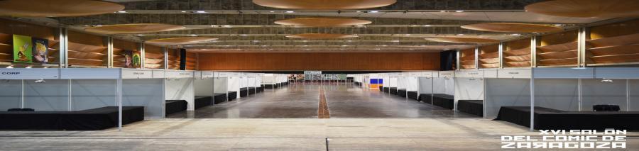 Abierto el plazo para solicitar stand para el próximo Salón del Cómic de Zaragoza