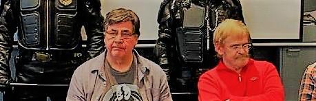 John Wagner visita el XVII Salón del Cómic de Zaragoza para rendir homenaje a Carlos Ezquerra