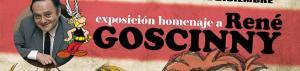 Dibujantes aragoneses rinden homenaje a Goscinny en una exposición
