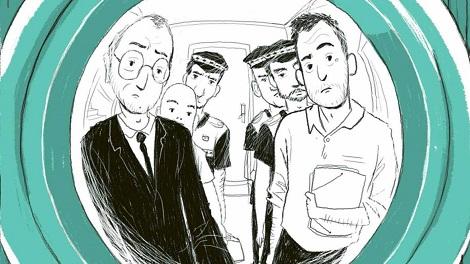Cinco autores charlarán sobre el cómic social