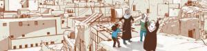 El XVIII Salón del Cómic de Zaragoza aborda las viñetas solidarias y como espejo de conflictos globales