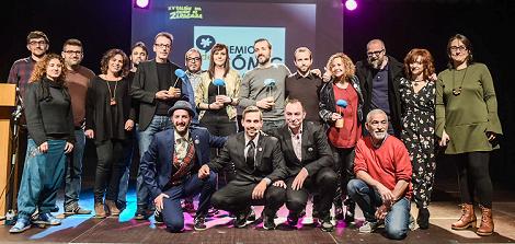 Ganadores VI Premios del Cómic Aragonés