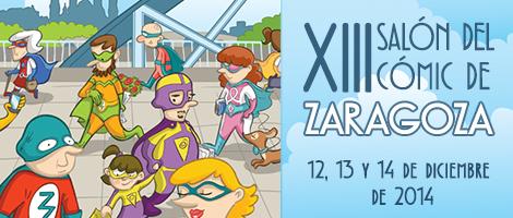 Imagen del XIII Salón del Comic de Zaragoza