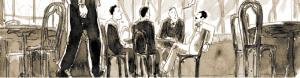 Los caminos cruzados del cómic y la literatura reúnen a cuatro grandes autores en el XVIII Salón del Cómic de Zaragoza