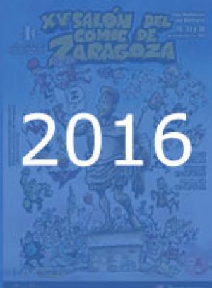 Salón Cómic Zaragoza 2016 Album de fotos 17 Diciembre