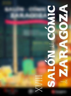 Salón Cómic Zaragoza 2019 Album de fotos Sabado 14