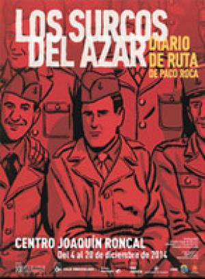 Salón Cómic Zaragoza 2014 Exposición Paco Roca