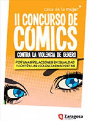 Salón Cómic Zaragoza 2016 Exposición Contra la violencia de Género
