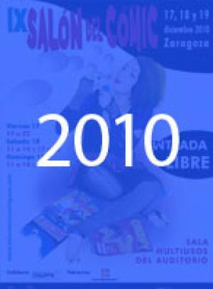 Salón Cómic Zaragoza 2010 Charlas