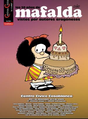 Los 50 años de Mafalda vistos por autores aragoneses