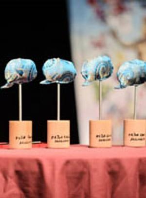Salón Cómic Zaragoza 2013 Gala Premios del Cómic Aragonés