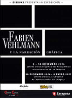 Salón Cómic Zaragoza 2016 Exposición Vehlmann